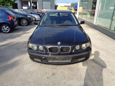 gebraucht BMW 320 3er-Reihe compact Diesel (E46)
