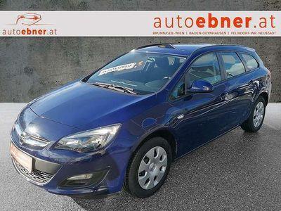 gebraucht Opel Astra ST 1,4 Ecotec Cool&Sound