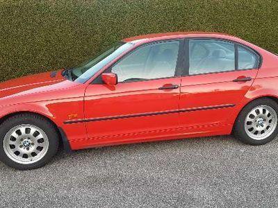 gebraucht BMW 316 3er-Reihe i E46 Limousine