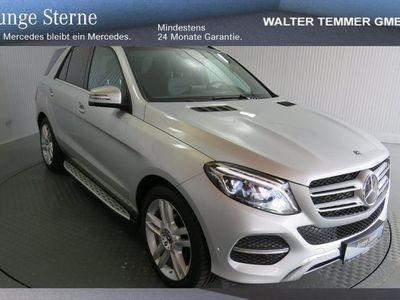 gebraucht Mercedes GLE350 d 4MATIC NEUPREIS:101.500 €