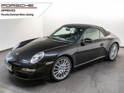 used Porsche 911 Carrera S Cabriolet (997)