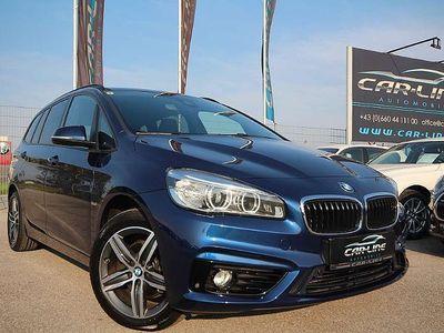 gebraucht BMW 216 Gran Tourer 2er-Reihe d Sport Line Aut. M-Lenkrad LED ... Kombi / Family Van