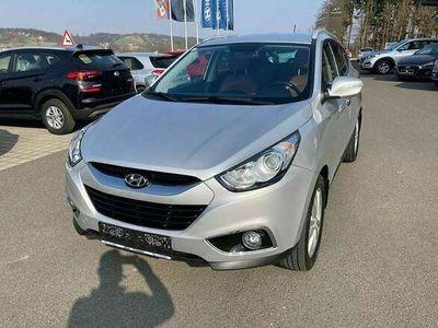 gebraucht Hyundai ix35 2,0 CRDi Style 4WD SUV / Geländewagen