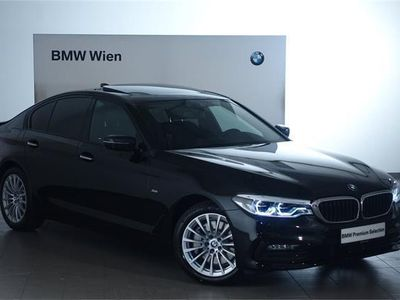 gebraucht BMW 530 5er-Reihe d Aut. Limousine,