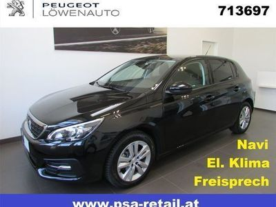 brugt Peugeot 308 1,5 BlueHDI 130 Active S&S Limousine,
