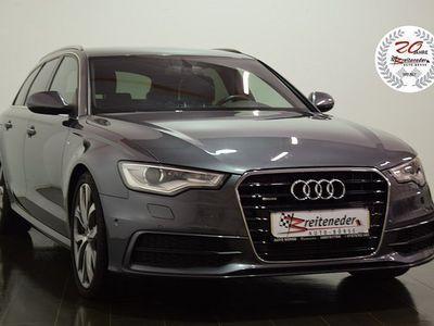 gebraucht Audi A6 Avant 3,0 TDI quattro Sport Erstbesitz