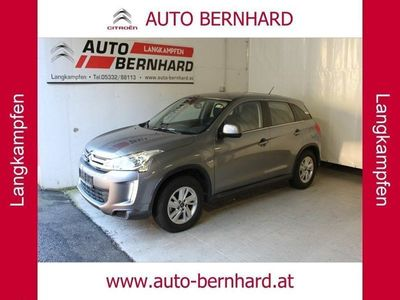 gebraucht Citroën C4 Aircross HDi 115 2WD Seduction, 114 PS, 5 Türen, Schaltgetriebe