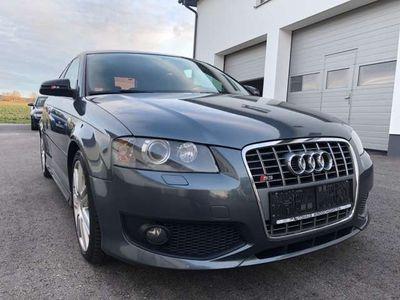 gebraucht Audi A3 S32,0 T quattro, s3 tfsi 8p