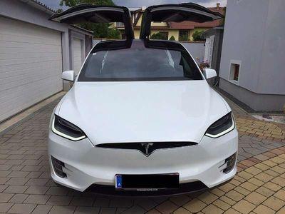 gebraucht Tesla Model X P90D Wahnsinn+, Vollausstattung, SC free SUV / Geländewagen