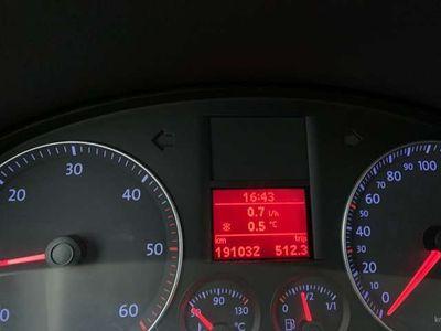 gebraucht VW Touran Conceptline 1,9 TDI DPF