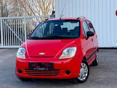 gebraucht Chevrolet Matiz 1,0 SE/AC ** ÖAMTC GUTACHTEN ** Klein-/ Kompaktwagen