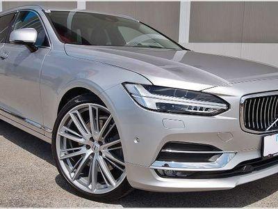 gebraucht Volvo V90 D5 AWD Inscription Geartronic ***HAMMER AUSSTATTUNG*** Kombi / Family Van