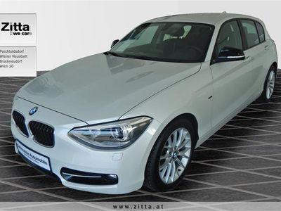 used BMW 120 d xDrive