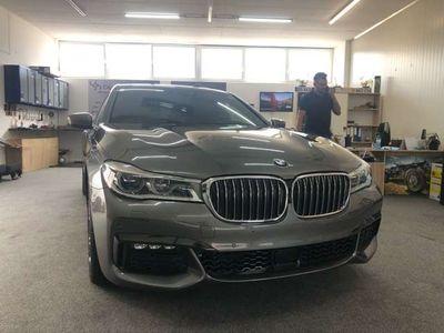 gebraucht BMW 730L 730 d 7er-Reihe Allrad Diesel (G12) xDrive Aut.