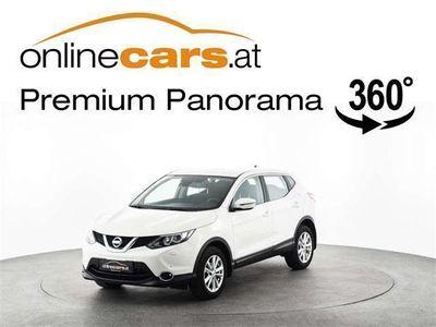 gebraucht Nissan Qashqai 1,5 dCi Acenta SUV / Geländewagen,