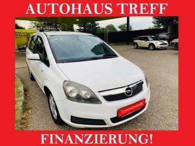 gebraucht Opel Zafira 1,6 Twinport CNG