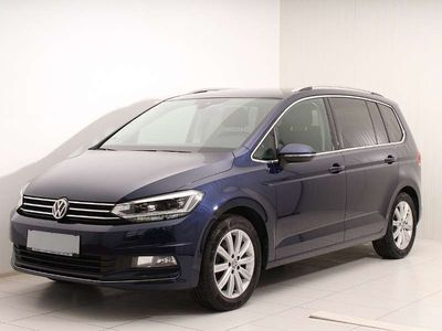 gebraucht VW Touran Highline 2,0 SCR TDI Kombi / Family Van,