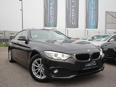 gebraucht BMW 418 Gran Coupé d GC Advantage Aut. Xenon|Leder|Navi Bu