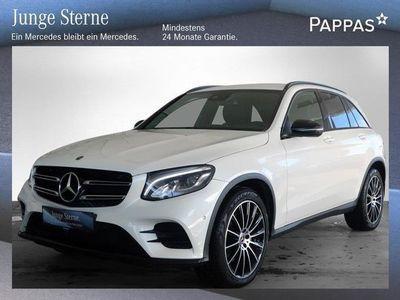 gebraucht Mercedes GLC220 GLC-Klasse GLC4MATIC Aut. SUV / Geländewagen,