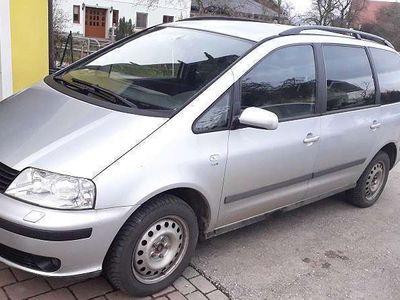 gebraucht Seat Alhambra Stylance Luxus 1,9 TDI PD Kombi / Family Van