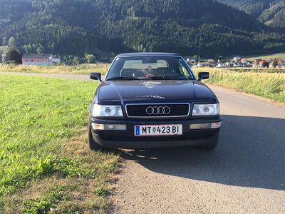 gebraucht Audi 80 1.9 TDI Cabrio / Roadster
