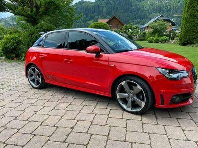 "gebraucht Audi A1 Sportback 2,0 TDI Ambition 18"" S-Line"