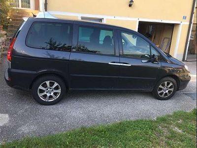 gebraucht Peugeot 807 HDI 136 PS Kombi / Family Van