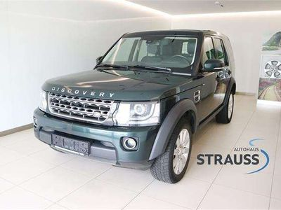 gebraucht Land Rover Discovery 4 S 4-SITZ LKW 211PS