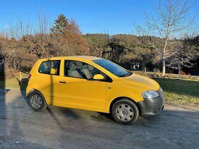 gebraucht VW Fox 1.2 Klein-/ Kompaktwagen