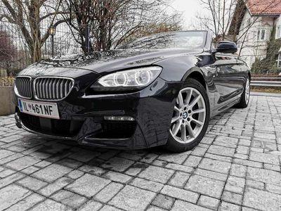 gebraucht BMW 640 Cabriolet 6er-Reihe Cabrio Diesel Allrad (F12) xDriv