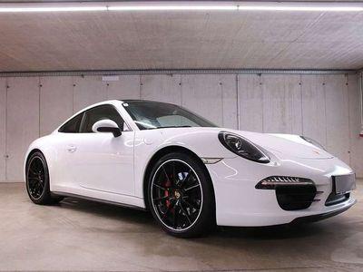 gebraucht Porsche 911 4S Coupé DSG *TRAUMFARBKOMBI*** Sportwagen / Coupé