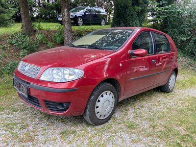 gebraucht Fiat Punto Lifestyle 1,2 Klein-/ Kompaktwagen