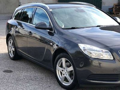 gebraucht Opel Insignia ST 2,0 Edition CDTI DPF Kombi / Family Van