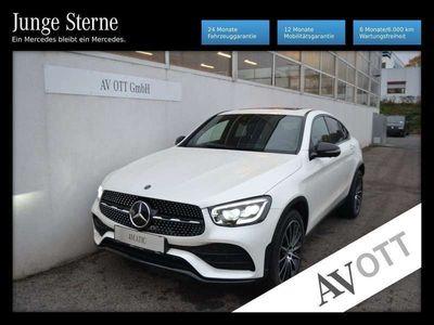 gebraucht Mercedes GLC220 d Allrad