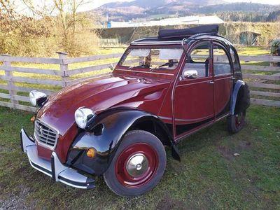 gebraucht Citroën 2CV Charleston Cabrio / Roadster