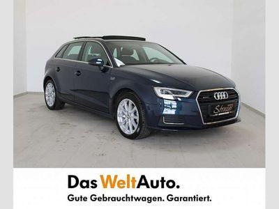 gebraucht Audi A3 Sportback 2.0 TDI qu. intense