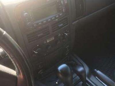 gebraucht Jeep Grand Cherokee Limited 2,7 CRD