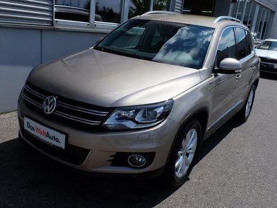 gebraucht VW Tiguan Lounge TDI BMT