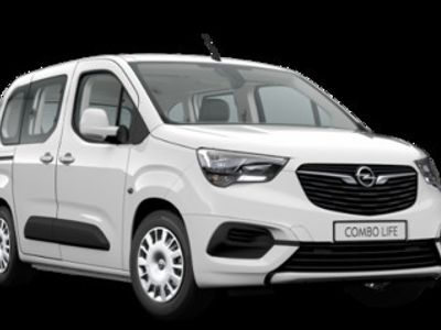 gebraucht Opel Combo Life Edition L, 1.5 CDTI BlueInjection, Start/Stop, 75 kW (102 PS)