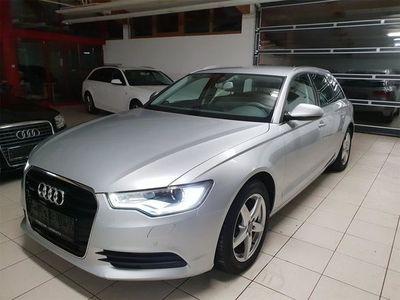 brugt Audi A6 Avant 3,0 TDI quattro Fleet DPF S-tronic Xenon,Navi,Sportsitze Kombi / Family Van,