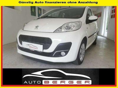gebraucht Peugeot 107 Active 1,0 *3 Jahre Garantie
