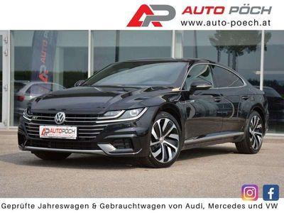 gebraucht VW Arteon 2,0 TDI SCR R-Line DSG - PANO / Standh. TOP