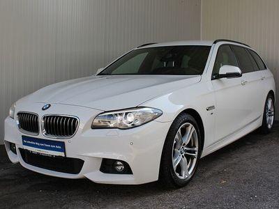 gebraucht BMW 520 d xDrive Touring Aut. M-Sportpaket, Navigation, Xe