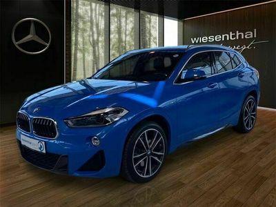 gebraucht BMW X2 xDrive20d M Sport Aut