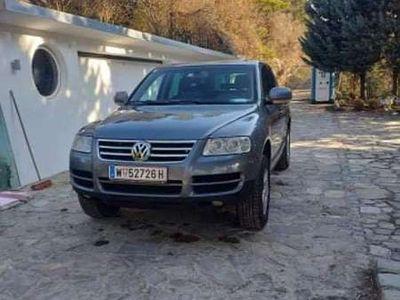 gebraucht VW Touareg R5 SUV / Geländewagen