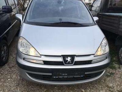 gebraucht Peugeot 807 SR 2,2 HDI 130 (FAP)