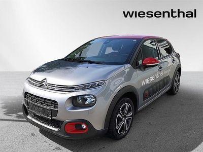 "gebraucht Citroën C3 "" PT110 EAT6 Shine"" ""C3 PT110 EAT6 Shine"""