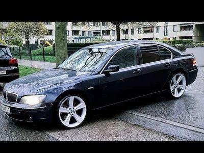 gebraucht BMW 730 7er-Reihe Diesel (E66) Aut.
