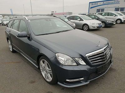gebraucht Mercedes E300 Elegance CDI Aut.