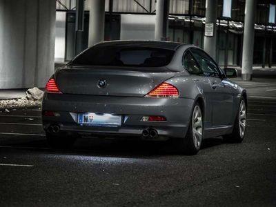 gebraucht BMW 630 6er-Reihe Coupé (E63)